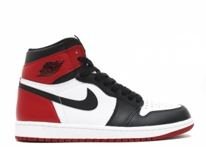 Jordan 1 Retro High OG Black Toe 2016 Release