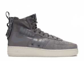 Nike SF Air Force 1 Mid Gunsmoke 917753 007