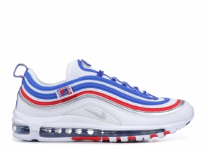 Air Max 97 Game Royal Metallic Silver University Red 921826-404