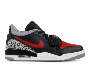 Air Jordan Legacy 312 Low Black Cement CD7069-006