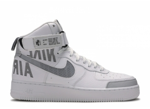 Nike Air Force 1 High Under Construction White CQ0449-100