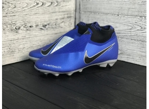 Nike Phantom VSN FG Blue Black