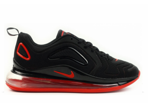 Nike Air Max 720 Black Red AR9293-011