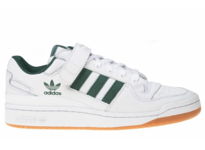 Adidas Forum White Green AQ1261