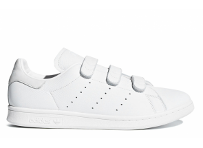 Adidas Stan Smith CF Strap White CQ2632