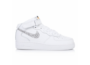 Nike Air Force 1 High Just Do It Pack White BQ5361-100