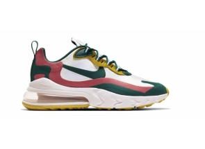 Nike Air Max 270 React Midnight Turquoise CT1264-103