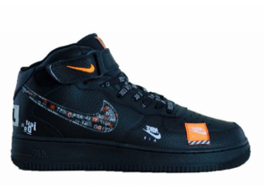 Nike Air Force 1 High Just Do It Pack Black AO5138-002