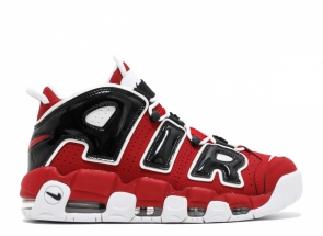 Nike Air More Uptempo Bulls Hoops Pack 921948-600