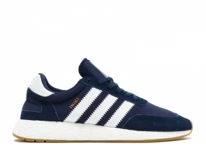 Adidas Iniki Runner Navy White Gum BY9729