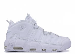 Nike Air More Uptempo Triple White 921948-100
