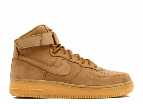 "Nike Air Force 1 High '07 LV8 WB ""WHEAT 2017"" 882096 200"