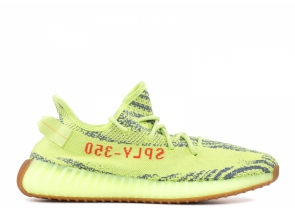 Adidas Yeezy 350 boost V2 Semi Frozen Yellow B37572