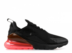 Nike Air Max 270 Black Hot Punch AH8050-010