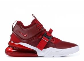 Nike Air Force 270 Red Croc AH6772 600