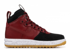 Nike Lunar Force 1 Duckboot tm red 805899 002