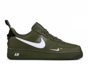 Nike Air Force 1 Low Utility Olive Canvas AJ7747-300
