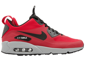 Nike Air Max 90 Mid Red Winter 806808-600