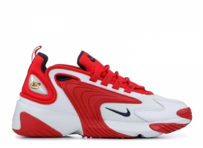 Nike Zoom 2k 2000 White Red AO0269 102