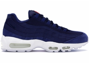 Nike Air Max 95 Stussy Loyal Blue 834668-441