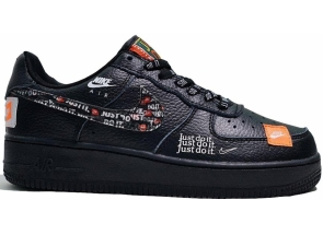 Nike Air Force 1 Low Just Do It Pack Black AO5138-003