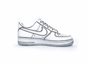 Nike Air Force 1 'Cartoon'