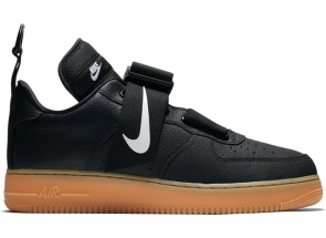 Nike Air Force 1 Utility Black Gum AO1531-002