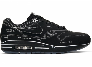 Air Max 1 Tinker BLACK SCHEMATIC CJ4286-001