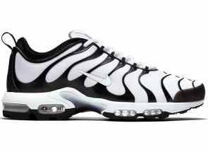 Nike Air Max Plus TN Ultra White Black 898015-101