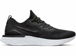 Nike Epic React Flyknit 2 Black White BQ8928-002