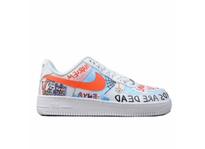 Nike Air Force Pauly x Vlone Pop 923066-100