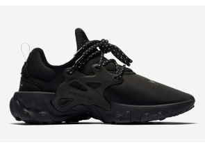 Nike React Presto Black Cat AV2605-004