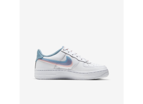 Nike Air Force 1 Low LV8 Double Swoosh Light Armory Blue CW1574-100