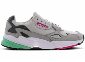 Adidas Falcon Grey Mint Pink F35269