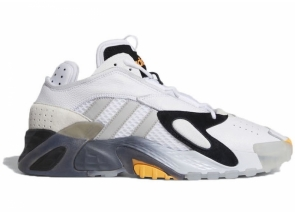 Adidas Streetball White Black Orange EE4960