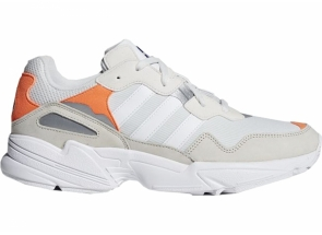 Adidas Yung-96 White Orange F97179