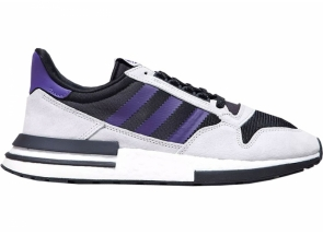 Adidas ZX 500 RM Grey Purple Black BB7431
