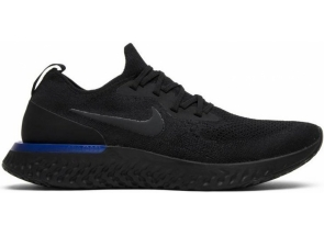 Nike Epic React Flyknit Triple Black AQ0070-003