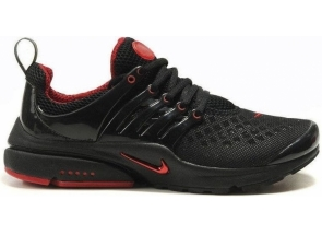 Nike Air Presto Black Red 848187 202