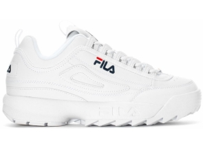 Fila Disruptor 2 White Navy Red 5FM00002-125