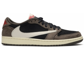 Jordan 1 Retro Low Travis Scott CQ4277-001