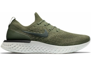 Nike Epic React Flyknit Olive AQ0070-300