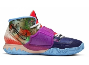 Nike Kyrie 6 Preheat Collection Heal The World CQ7634-403