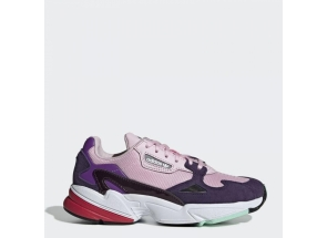 Adidas Falcon Clear Pink Legend Purple BD7825