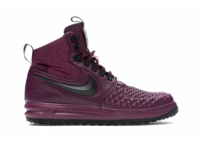 Nike Lunar Force 1 Duckboot Bordeaux/Black 916682-601