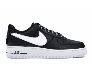 Nike Air Force 1 Low NBA Black White 823511-007