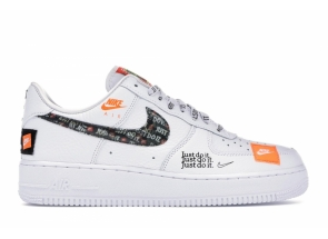 Nike Air Force 1 Low Just Do It Pack White/Black AR7719-100