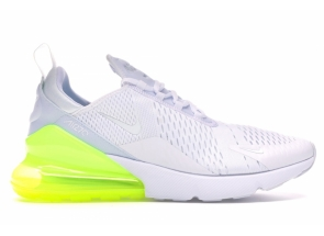 Nike Air Max 270 White Pack Volt AH8050-10
