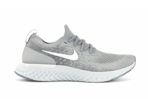 Nike Epic React Flyknit Wolf Grey AQ0070-002