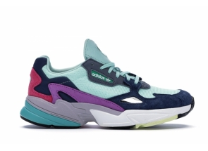 Adidas Falcon Clear Mint Collegiate Navy BB9175